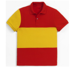 Playeras Polo y cuello redondo